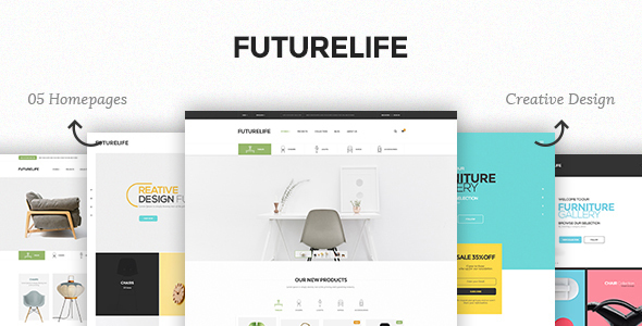 Futurelife Magento Theme