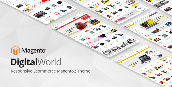 digitalworld magento theme