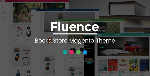 fluence magento theme