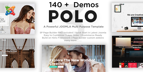 polo joomla theme