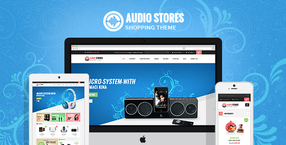 ves audio magento theme